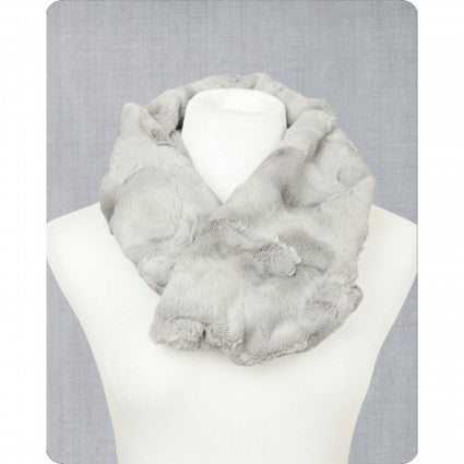 Infinity Scarf Kit - Silver