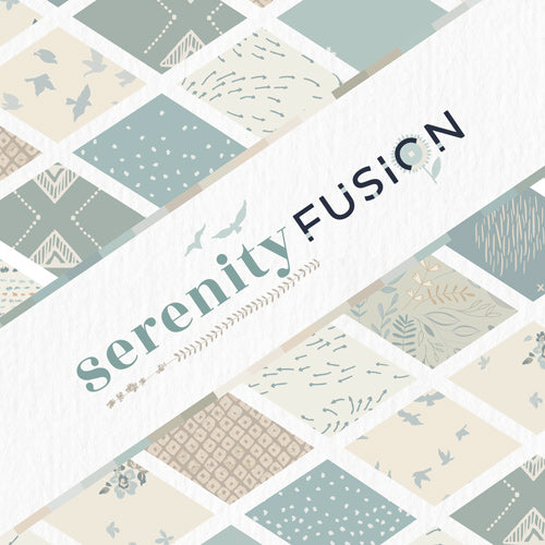 Serenity Fusion FQ or Half Yard Bundle