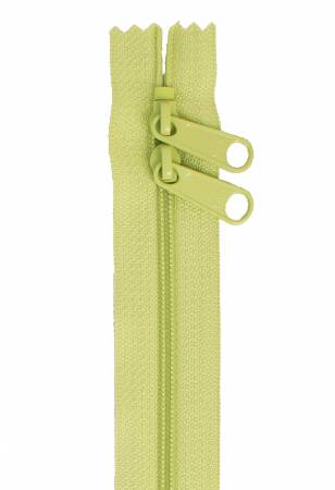 Handbag Zipper 40 inch in Chartreuse