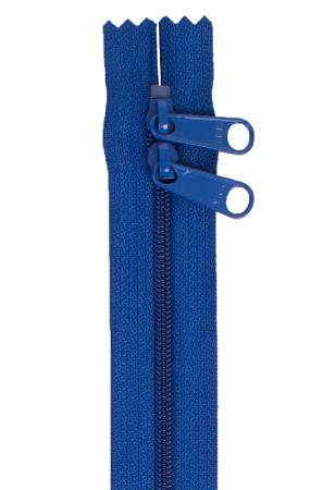 Handbag Zipper 40 inch in Blastoff Blue