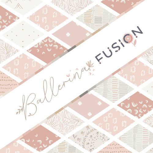 Ballerina Fusion FQ or Half Yard Bundle