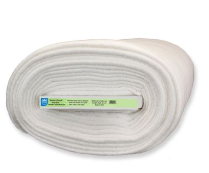 Pellon Nature's Touch Batting $8.72/yd
