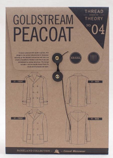 Goldstream Peacoat