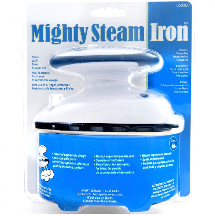 Mighty Steam Mini Iron