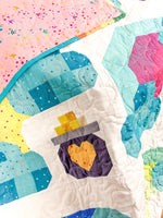 Lucky Quilt Kit w/ Pattern
