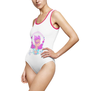 Girl Power | Women's Classic One-Piece Swimsuit