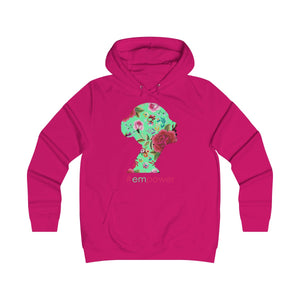 Empowered Woman | Girlie College Hoodie