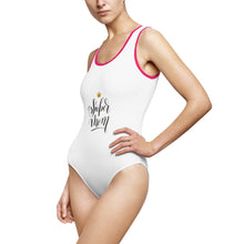 Load image into Gallery viewer, SuperMom | Women's Classic One-Piece Swimsuit