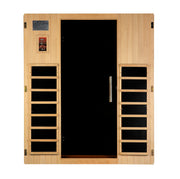 DYN-6310-02 Dynamic Low EMF Far Infrared Sauna, Madrid II Edition
