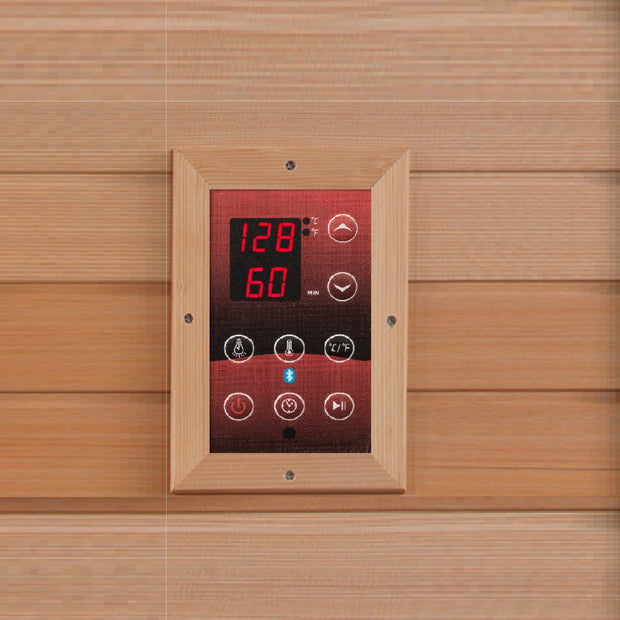 GDI-3356-01 Low EMF Far Infrared Sauna, Torino Edition