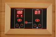 "Maxxus ""Montilemar Edition"" 4 Person Near Zero EMF FAR Infrared Sauna - Canadian Red Cedar"