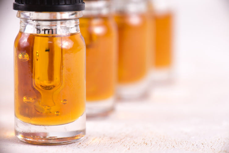 Non-Detectable THC Broad Spectrum CBD Distillate