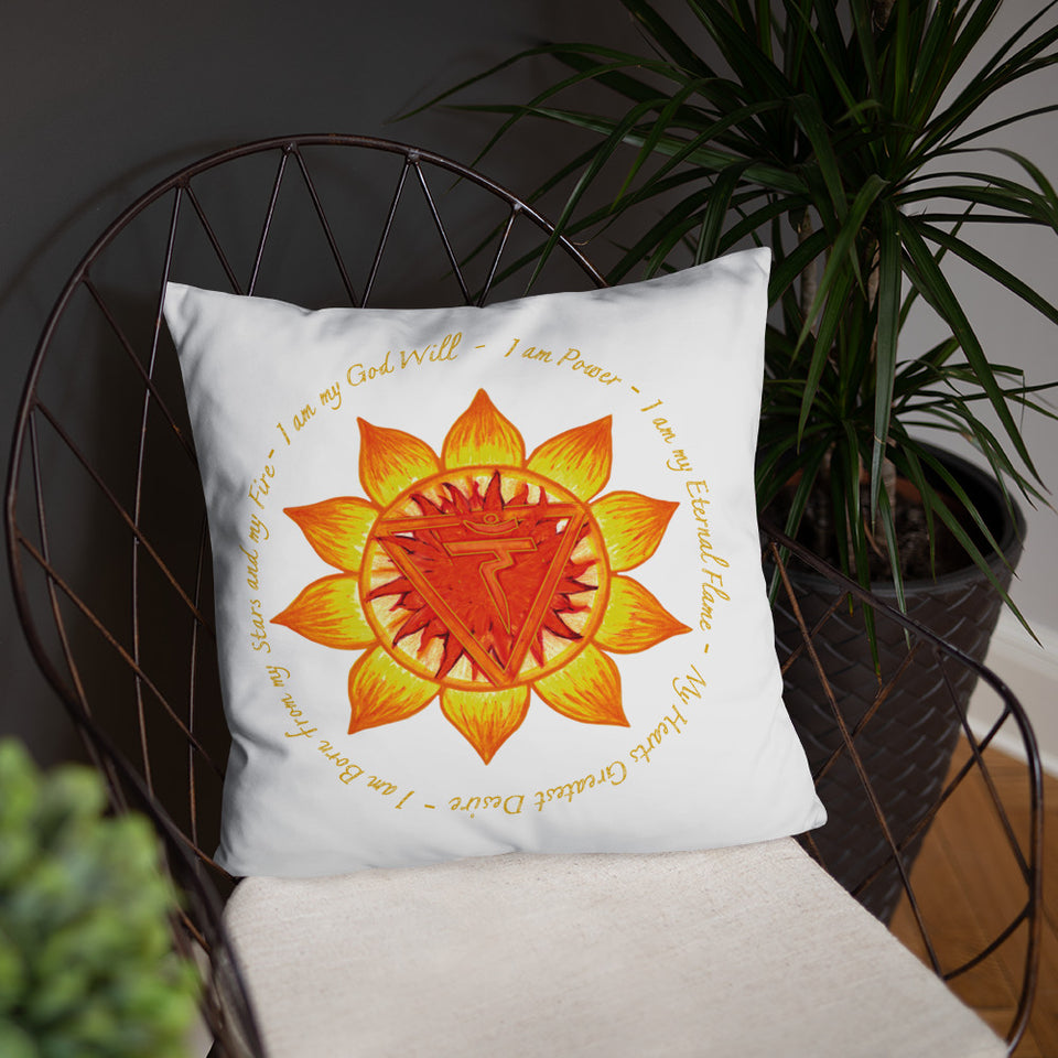 Solar Plexus Pillow