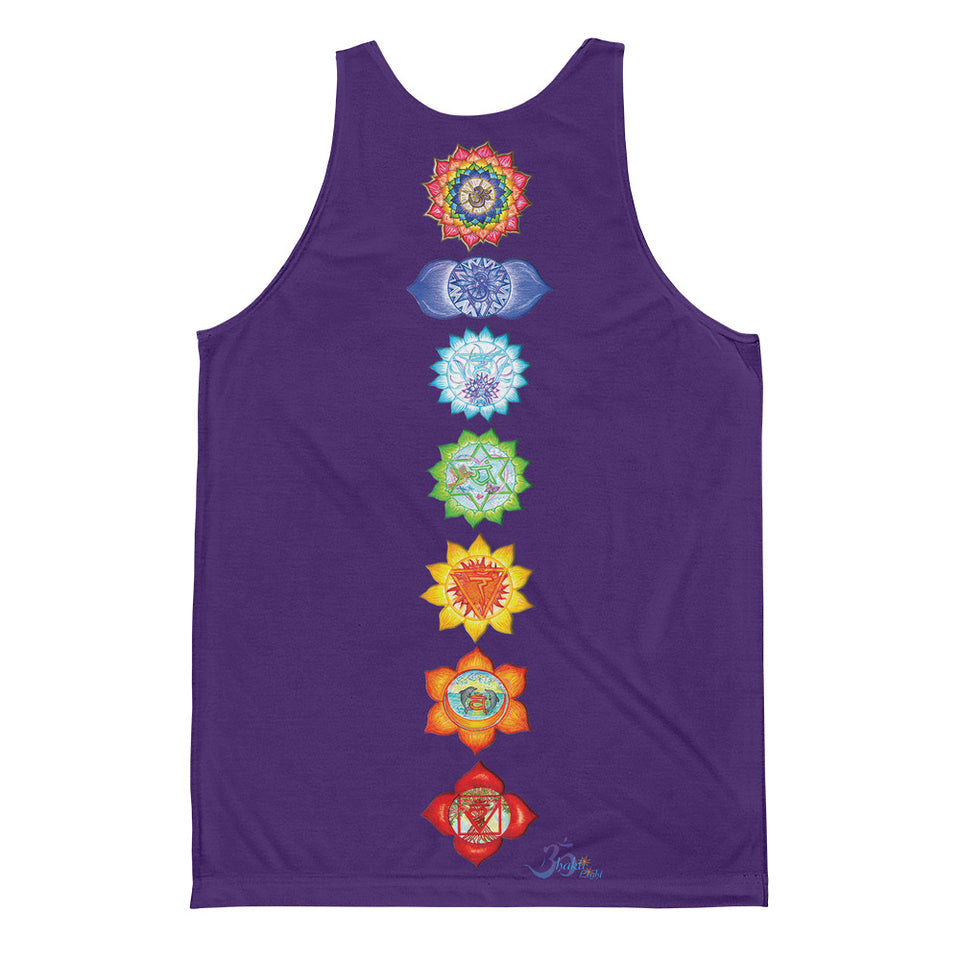 Third Eye Mens Tank Top