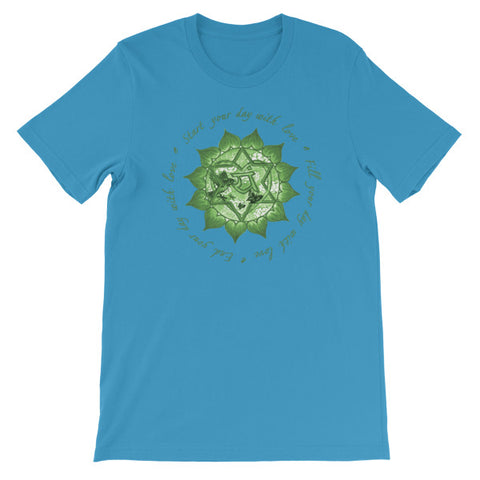 Image of NS XHeart Chakra - Short-Sleeve Unisex T-Shirt