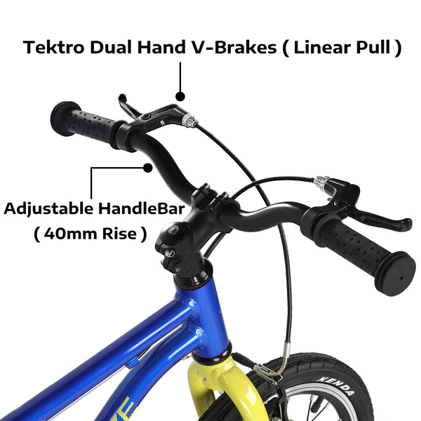 Hand Brake vs Coaster Brake: Which is Better for Your Child?