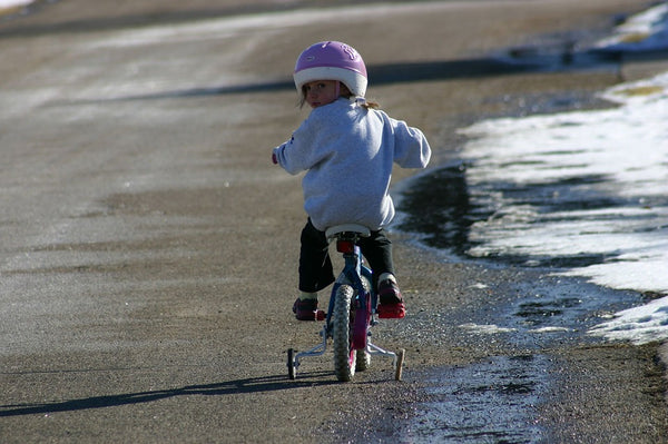 Why Kids Should Not Be Using Training Wheels
