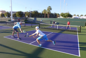 In a Pickle (Including Pickleball Basics)