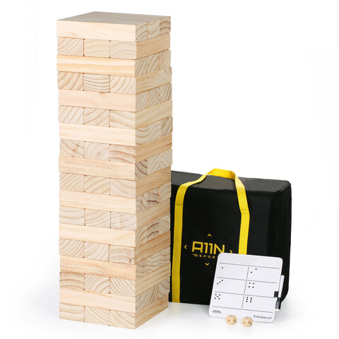 A11N Giant toppling tower game
