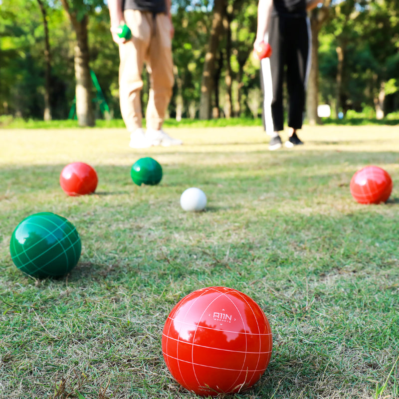 A11N Regulation size bocce game