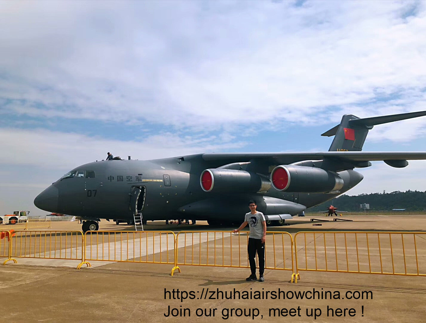 planes3 at airshow china 2018
