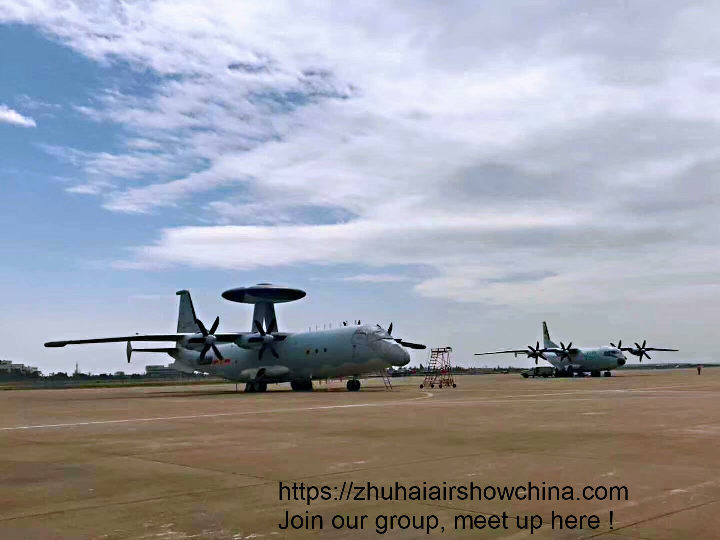 planes1 at airshow china 2018
