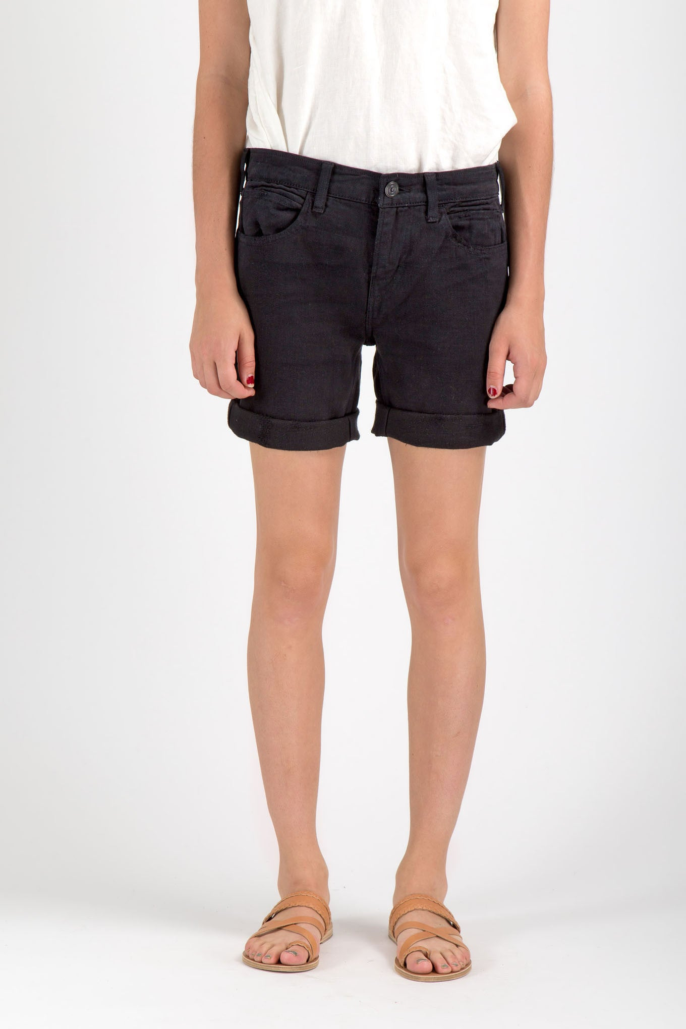 Skargorn / Home Cut Off Shorts