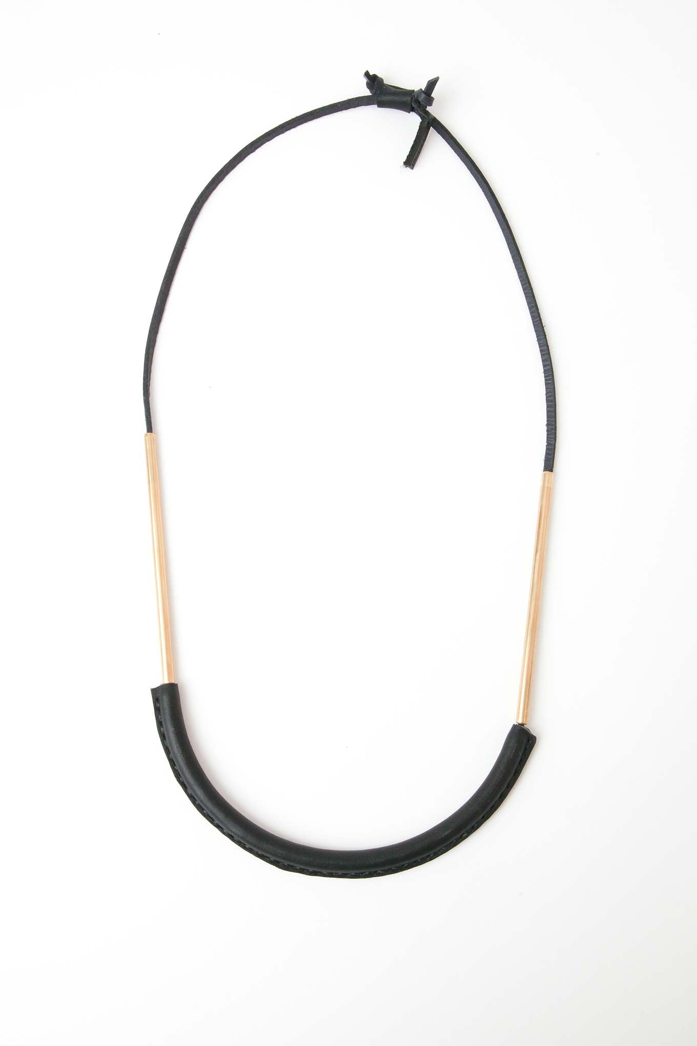 Bare Circuit Necklace
