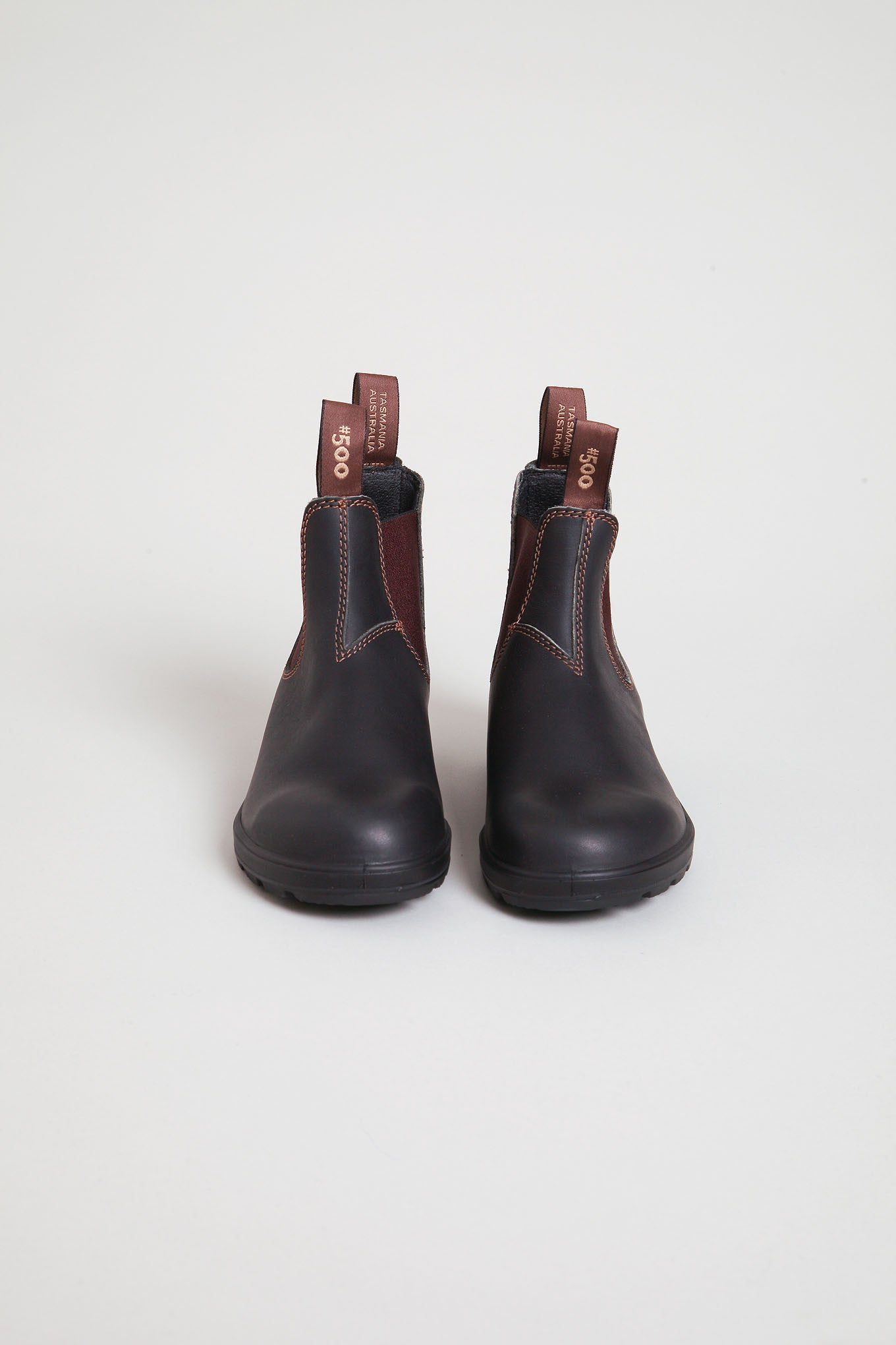 Blundstone / Elastic Boot - Brown