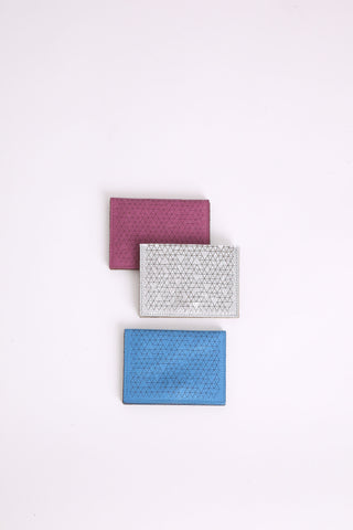 Small Square Flap Wallet