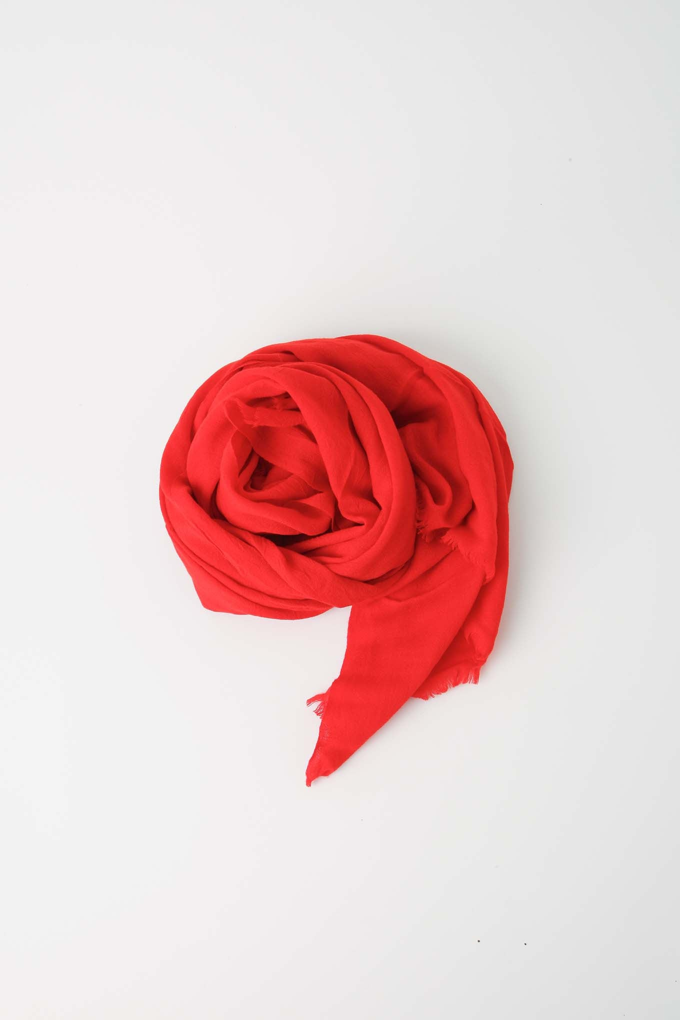Humanoid / Solid Scarf in Pepper