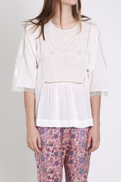 Masscob / Lace Top