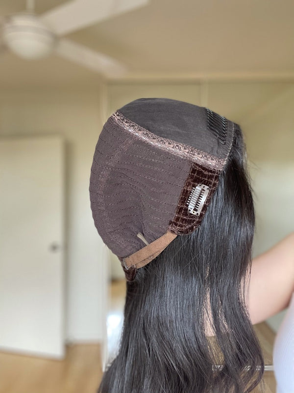 Natural Black // Essentials Wig // 16-18 inches // M Cap