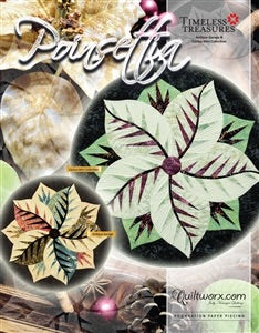 Poinsettia Table Topper