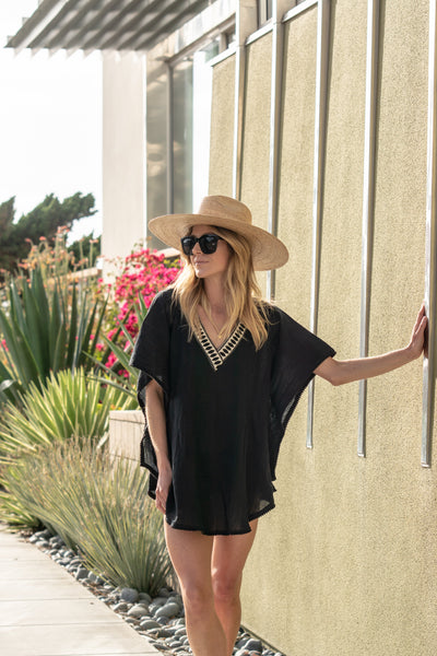 Lamai Coverup in Black