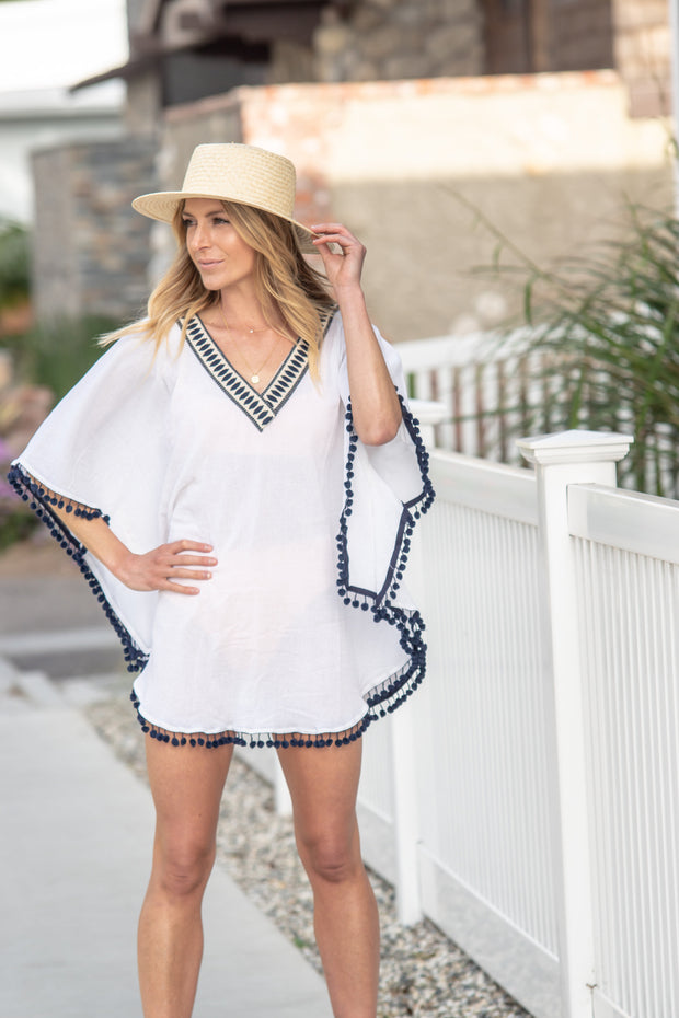 Lamai Coverup in White