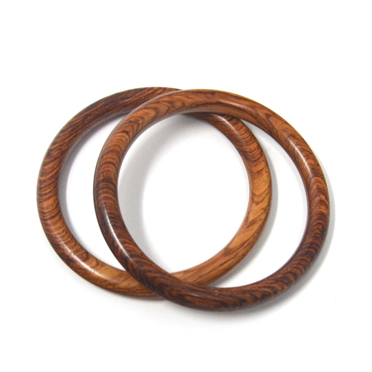 Duo Wooden Bangles