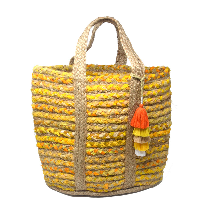 Limoncello Jute Bag