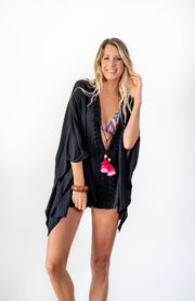 Catalina Coverup in Black