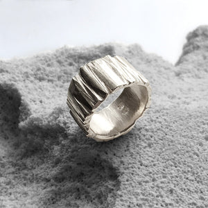 Fragment Ring - Silver