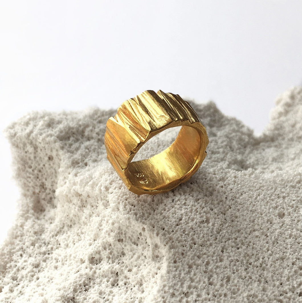 Fragment Ring - Gold