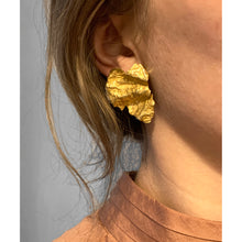 Load image into Gallery viewer, Alocasia Earrings - Golden