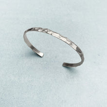 Load image into Gallery viewer, Facet Bracelet - Silver