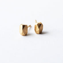 Load image into Gallery viewer, Crystal Studs - Golden