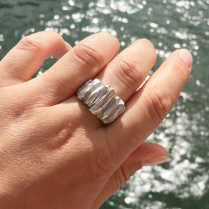 Solid Rock - Silver