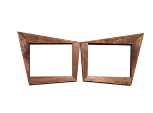 Cat Eye Picture Frame Set