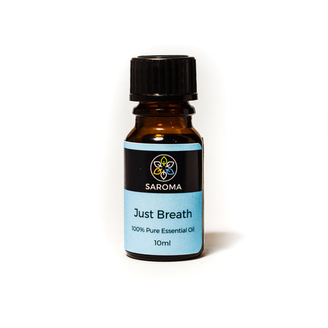 Just Breathe essential oil blend 10ml
