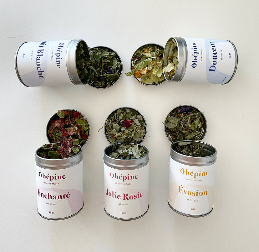 Infusions Obépine