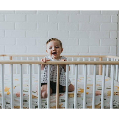 Image of Micuna Life Convertible Crib
