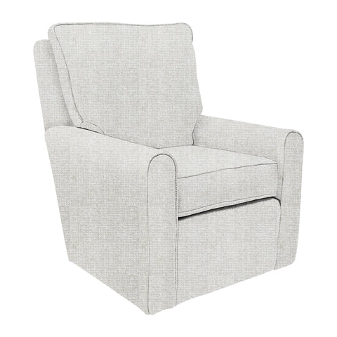 The 1st Chair Jordan Swivel Glider